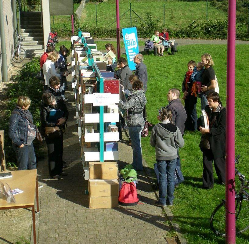 Van 11 tot 18 oktober bibliotheekweek bibliotheek bierbeek - Tot zijn bibliotheek ...